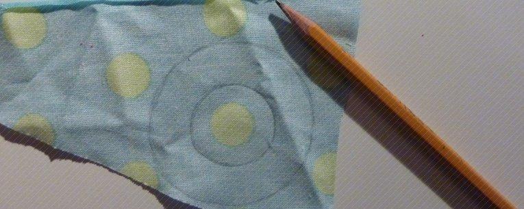 Zweiten Kreis um den ersten herum malen